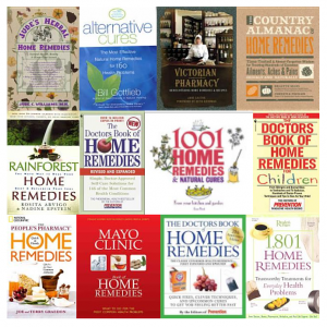 homeremedies books